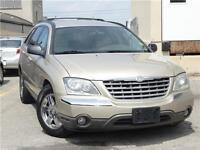 2005 Chrysler Pacifica Touring AWD+LEATHER +DVD