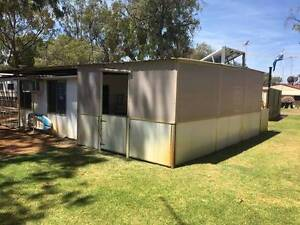 Onsite caravan with hard annex and patio just renovated Bouvard Mandurah Area Preview