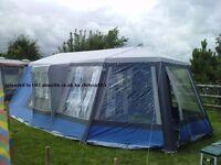 6 birth Mykonos frame tent