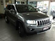 2012 Jeep Grand Cherokee WK MY2012 Limited Grey 5 Speed Sports Automatic Wagon Moorooka Brisbane South West Preview