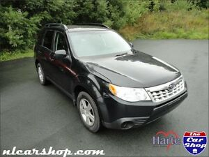 2012 Subaru Forester 2.5x Auto AWD with WARRANTY - nlcarshop.com