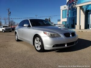 2006 BMW 5 Series 530xi-AWD-LOW KM-MUST SEE!!