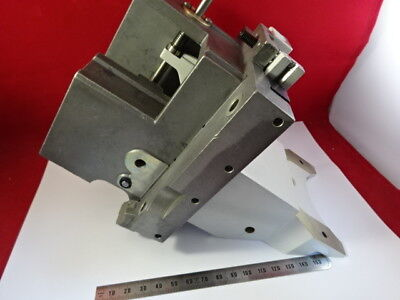 Leica Germany Dmr Stage Holder Assembly Micrometer Microscope Part G6-ft-99