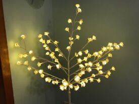 Next Rose Effect Floor Lamp