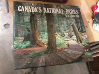 coffee table book (Canadas National Parks)