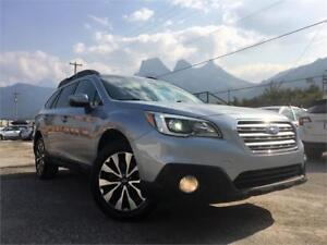 2015 Subaru Outback 2.5i Limited | FRONT & REAR HEATED SEATS