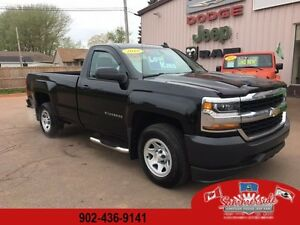 2016 Chevrolet Silverado 1500 Work Truck 2WD 8 Foot Box