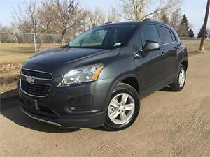 2015 Chevrolet Trax LT-AWD  ($0 DOWN only $98 bi-weekly)