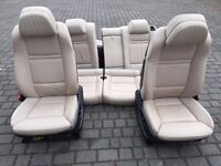BMW X6 E71 Leather Seats COMFORT. Very good Condition. BMW X6 Parts: Engine, Front, Bumper, Seats