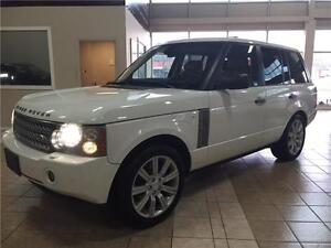 2006 Land Rover Range Rover SUPERCHARGED - NAVI - CLEAN CARPROOF