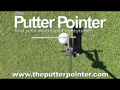 The Putter Pointer  Best Golf Putting Alignment Training