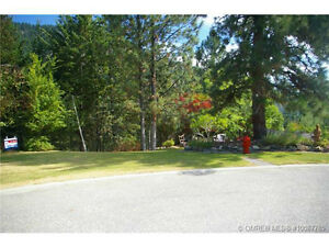 Private and treed 0.31 acres in Phoenix Estates