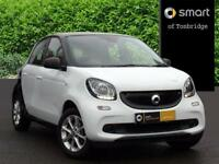 smart forfour PASSION (white) 2017-01-14