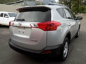 2014 Toyota RAV4 ZSA42R MY14 Upgrade GX (2WD) Silver Continuous Variable Wagon West Gosford Gosford Area Preview