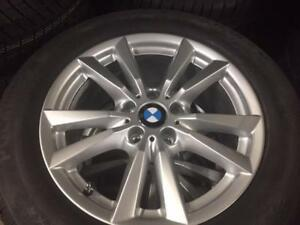 """New arrival OEM  BMW 18"""" winter package for X5"""