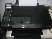 Epson SX515W 3 in 1 copier scanner printer in good condition (used)