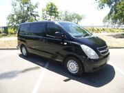 2011 Hyundai iLOAD TQ-V Black 5 Speed Manual Van Wendouree Ballarat City Preview