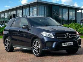 image for 2018 Mercedes-Benz GLE Gle 350D 4Matic Amg Night Ed Prem + 5Dr 9G-Tronic Auto Es