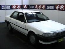 1990 Toyota Camry SV21 White 4 Speed Automatic Sedan Cardiff Lake Macquarie Area Preview