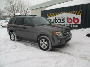 2012 Ford Escape XLT ( 4 CYLINDRES - 151 000 KM )