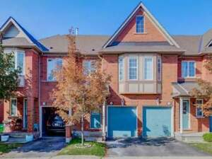 Beautiful, Bright And Open Concept 3 Br 4 Bath Townhouse