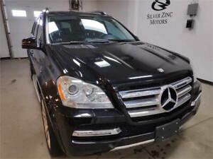 2011 Mercedes-Benz GL-Class GL 550 AMG, Loaded, Top of the Line