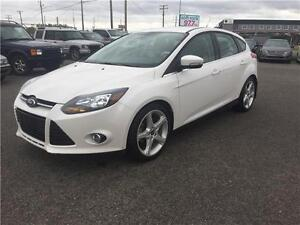 2013 Ford Focus Titanium NAVIGATION TOUCHSCREEN BACK UP CAMERA