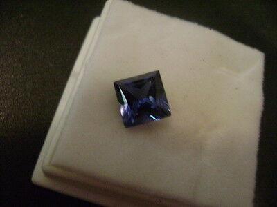 Lab Grown Blue Sapphire Princess Cut 4mm Lot of 25 Stones Ebays Best Deal