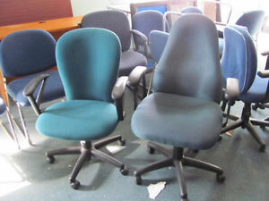 ~~~Assorted Computer/Office/Waiting Room Chairs