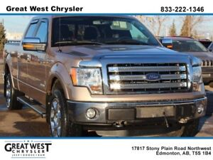 2013 Ford F-150 ONE OWNER**TRAILER TOW PACKAGE**PWR HEATED SEATS