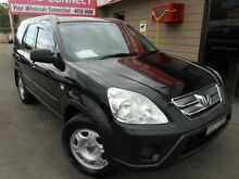 2004 Honda CR-V MY04 (4x4) Sport Black 5 Speed Manual Wagon Edgeworth Lake Macquarie Area Preview