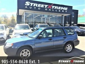 2007 Subaru Forester Columbia Edition|HEATED SEATS|PWR SUNROOF