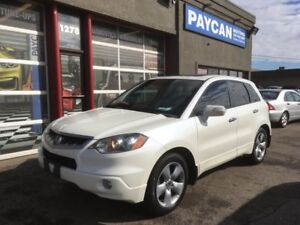 2008 Acura RDX | FINANCING AVAILABLE ON THIS VEHICLE!!!