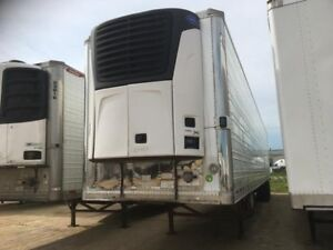 2015 Great Dane Reefer Van, Used Reefer Van