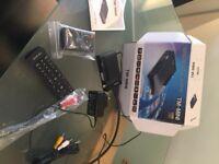 Satellite receiver box TN-MINI