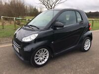 2008 Smart Fortwo 1.0 passion genuine low mileage 50,000 12 months mot super cheap to run
