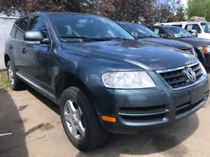 2004 Volkswagen Touareg | AWD | Financing available
