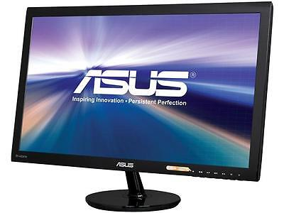 "شاشة ليد جديد ASUS VS278Q-P Black 27"" 1ms (GTG) HDMI Widescreen LED Backlight LCD Monitor"