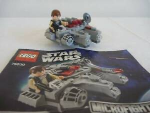 LEGO STAR WARS MICROFIGHTERS SERIES 1 MILLENNIUM FALCON 75030