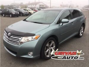 Toyota Venza V6 Toit Ouvrant A/C MAGS *Impeccable* 2010