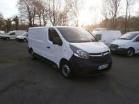 Vauxhall Vivaro LWB 2.0 CDTI 115ps 2.9t Van DIESEL MANUAL WHITE (2014)