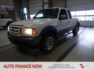 2008 Ford Ranger FX4 LEATHER Supercab 4 Door
