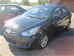2014 Hyundai Accent L,AC,HANDS FREE,HEATED SEATS AND MUCH MORE