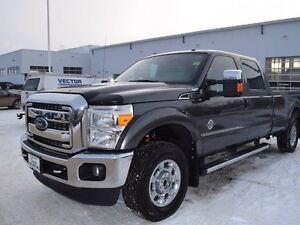 2016 Ford F-350 Lariat 4x4 SD Crew Cab 8 ft. box 172 in. WB SRW