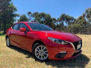 2014 Mazda 3 BM5278 Touring SKYACTIV-Drive Soul Red 6 Speed Sports Automatic Sedan West Hindmarsh Charles Sturt Area Preview
