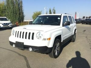 2017 Jeep Patriot HIGH ALTITUDE 4X4 Accident Free,  Leather,  He