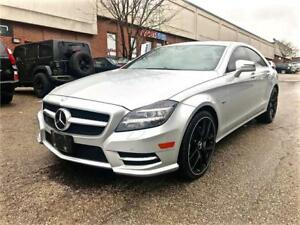 2012 Mercedes-Benz CLS-Class CLS 550 4MATIC, DISTRONIC+