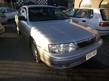 2000 Toyota Avalon MCX10R Conquest Silvery Blue 4 Speed Automatic Sedan Nailsworth Prospect Area Preview