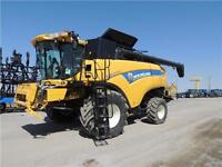 2014 New Holland CX8080 Elevation Combine - New, Warranty