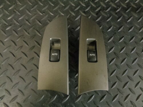2008 LEXUS IS250 SE 4DR PAIR OF REAR WINDOW SWITCHES 74272-53010 74271-53050